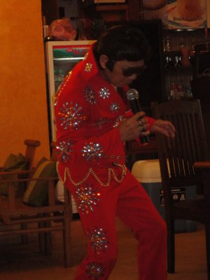 Elvis found alive in Phuket