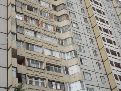 Typical luxury Tiraspol apartments!