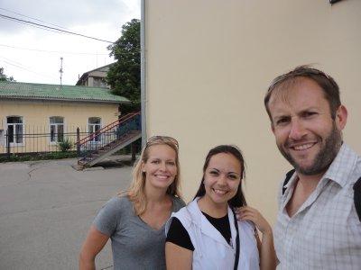 Our Tiraspol Guide - Julia