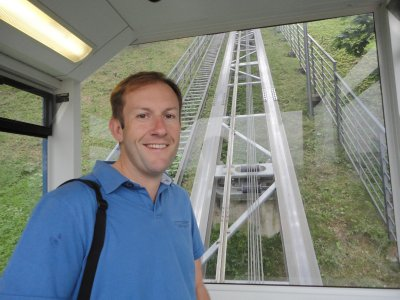 Gediminas Funicular railway