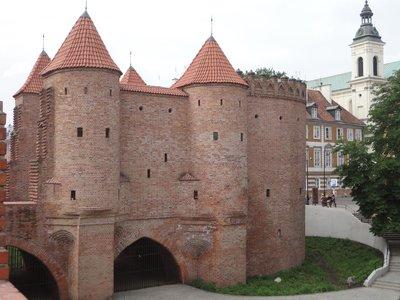 Medieval Barbican