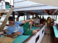 Paraty Boat ride