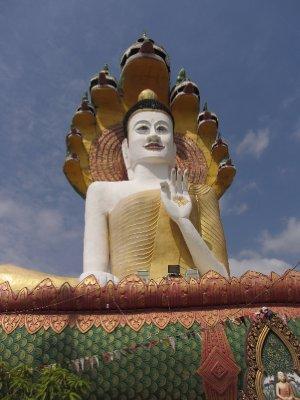Extra Large Buddha - Koh Thom