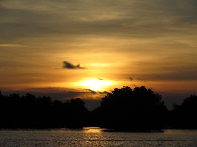 Koh Kong Sunset