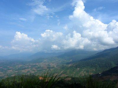Dalat --> Nha Trang Bus Ride View