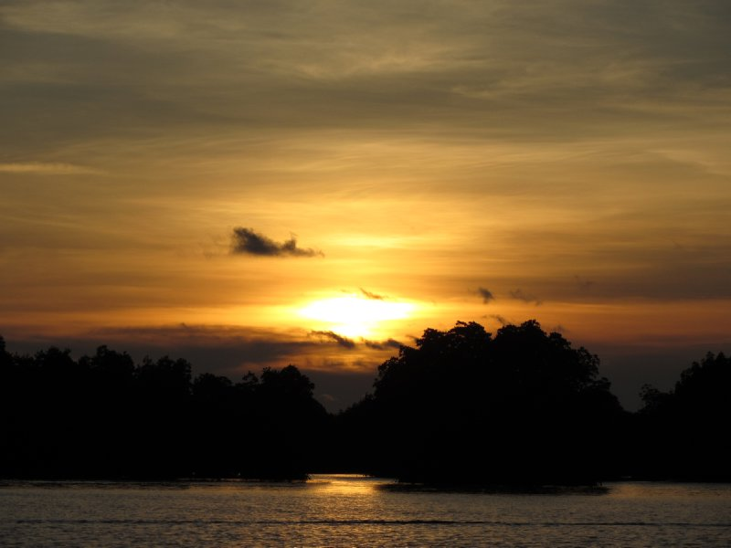 Koh Kong Sunset