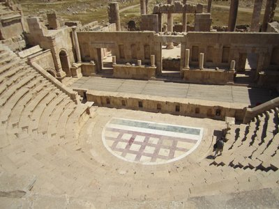 Audion in Jerash