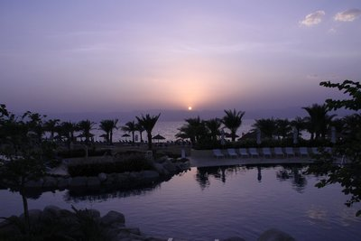 Sunset of the Red Sea