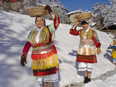 Vodici holidays in the village of Bitushe, Macedonia