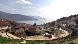 Ohrid Antic Theatre