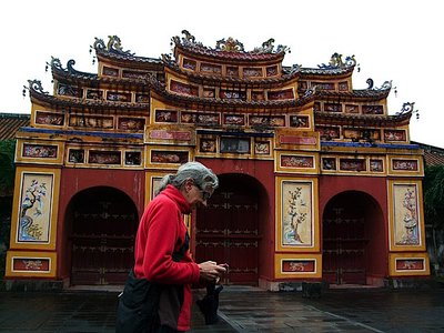 Nguyen Dynasty (1802-1945) Citadel Gateway