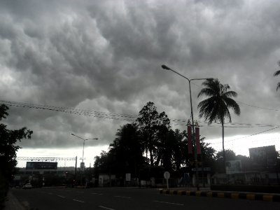 Sky in Sihanoukville