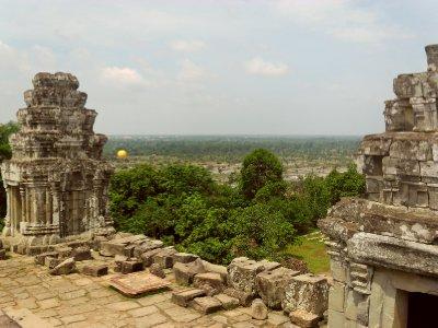 View from Phnom Bakeng