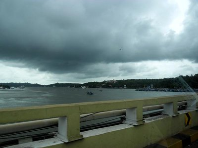 Large Cloud in Panaji