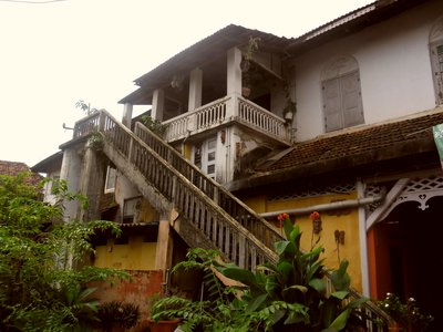 A Typical House in Fort Kochi