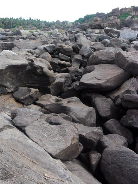 The Boulders of Hampi