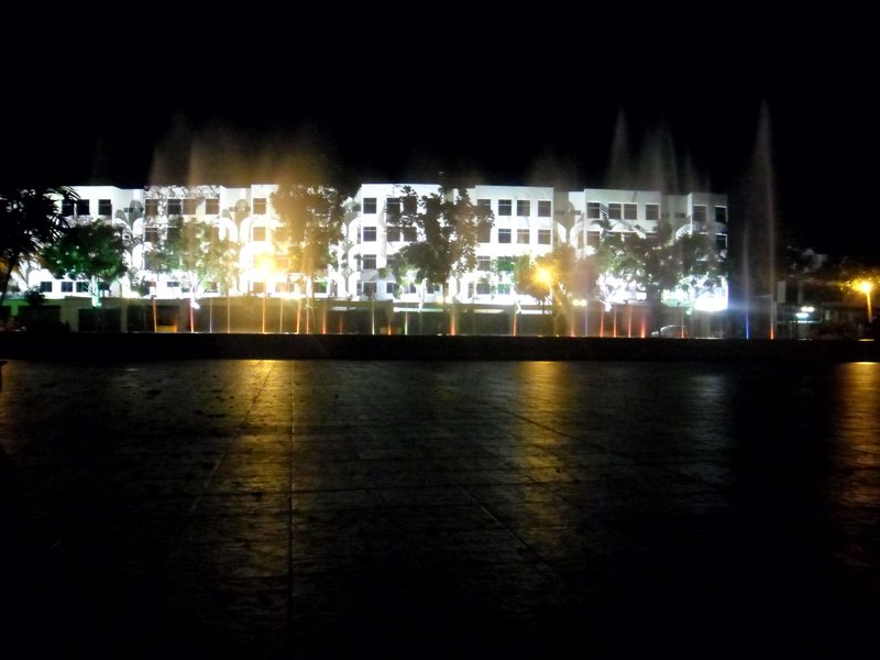 Musical Fountain in Melaka