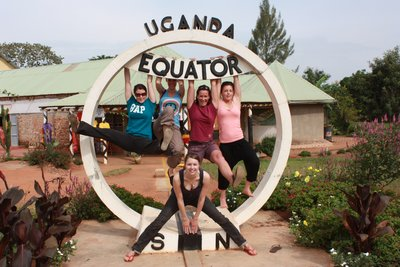 Gymnastics at the Equator, Uganda