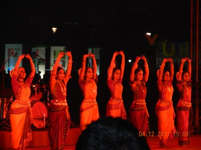 Dancers - Youth Festival  Connaught Place