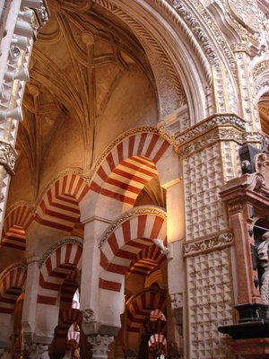 Mesquita-Christian and Muslim, Cordoba