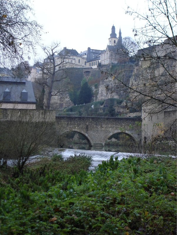 The Grund - Luxembourg City
