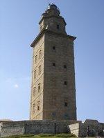 Roman lighthouse, La Coruña