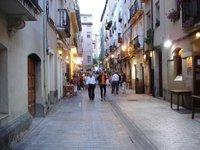 Tapa heaven, street of Longrono, La Rioja