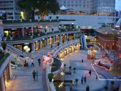 Shopping Center in Jordan