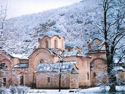 Patriarchate of Pec, Kosovo