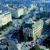 King Milan's Avenue (Serbian Kings Av.)