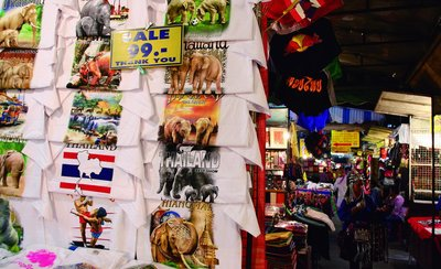 chiang klan shopping market
