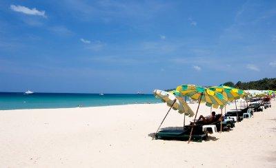 หาดสุรินทร์ (Surin Beach)-ภูเก็ต