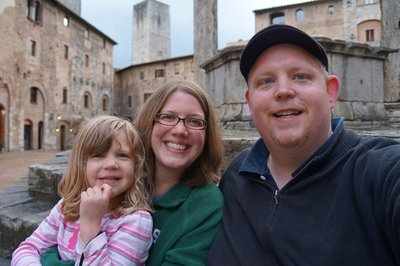 San Gimignano family