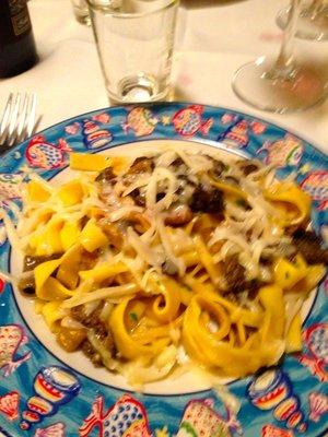 Taberna di Stella pasta