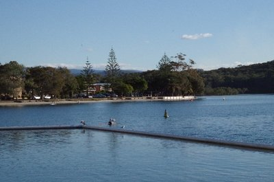 Tallebudgera Creek again