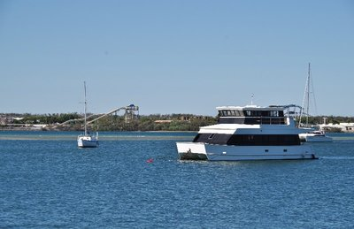 Houseboat on the Broadwater