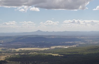 View from the North Tamborine Lookout