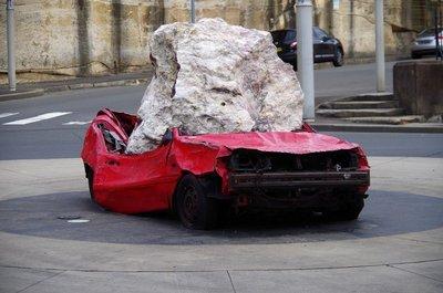 Beware of Falling Rocks