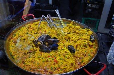 The Big Pan Paella