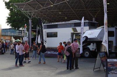 Trailblazer's Truck Camper Toy Hauler