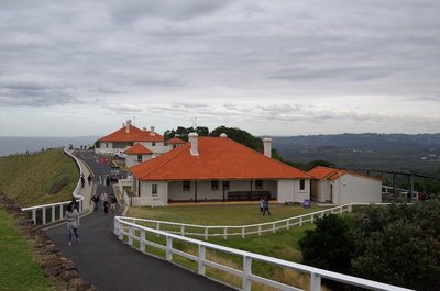 Light Keepers Cottages at Cape Byron