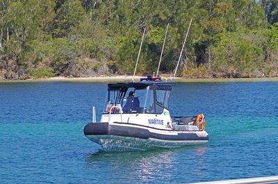 Maritime Services patrol vessel