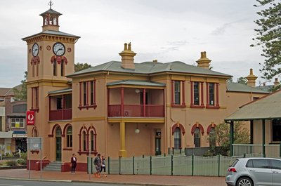 Kiama Post Office