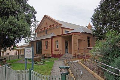 Kiama Court House