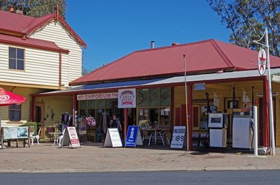 Bates Emporium Store in Central Tilba