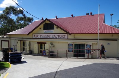 ABC Cheese Factory, Central Tilba