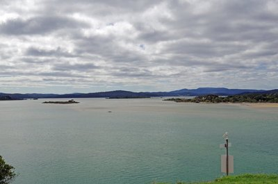 Another view of Mallacoota Inlet.