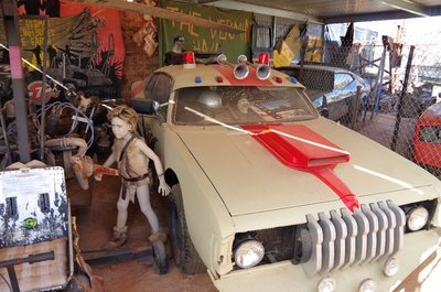 And another mad max car.
