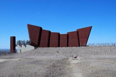 The Broken Hill Miner's Memorial