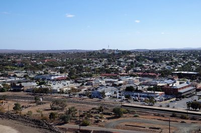 Broken Hill from the Lookout